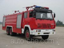 Saiwo SHF5250TXFGP90 foam powder combined fire engine