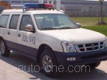 Wanfeng (Shanghai) SHK5022XQCM prisoner transport vehicle