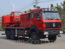 Shengli Highland SHL5190TYL fracturing truck