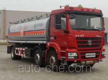 Shacman SHN5250GRYMA469 flammable liquid tank truck