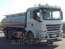 Shacman oil tank truck