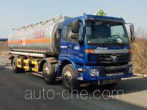 尊通牌SHN5250GYYNJ489型运油车