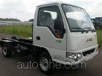 Haite SHT5030ZXX detachable body garbage truck