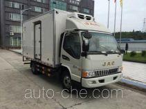嘉宝牌SJB5040XLCC5型冷藏车