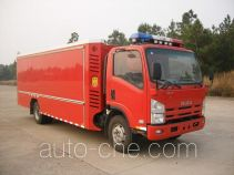 Jieda Fire Protection SJD5100TXFGQ78W1 gas fire engine