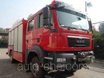 Jieda Fire Protection SJD5140TXFJY100/MEA пожарный аварийно-спасательный автомобиль