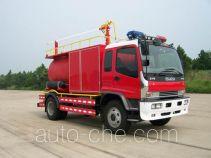 Jieda Fire Protection SJD5150TXFGF40W пожарный автомобиль порошкового тушения
