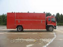 Jieda Fire Protection SJD5150XXFQC150W apparatus fire fighting vehicle