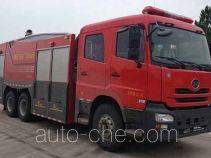 Jieda Fire Protection SJD5230GXFSG80/U fire tank truck