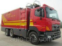 Jieda Fire Protection SJD5250TXFDF30/G пожарный рукавный автомобиль