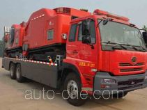 Jieda Fire Protection SJD5301TXFBP400/U pumper (fire pump vehicle)