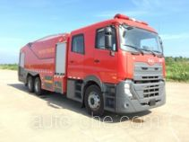 Jieda Fire Protection SJD5320GXFSG160/RCA fire tank truck