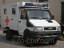 航天牌SJH5048XJH型越野救护车