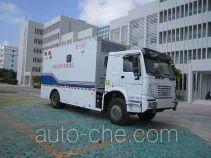 航天牌SJH5151XYL型医疗车