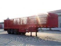 恒廉牌SJS9372CCY型仓栅式运输半挂车
