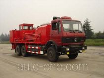 Sinopec SJ Petro SJX5191TYL70 fracturing truck