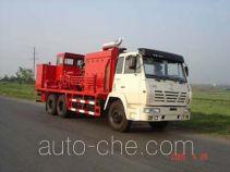 Sinopec SJ Petro SJX5192TYL70 fracturing truck