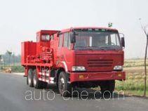 Sinopec SJ Petro SJX5193TYL70 fracturing truck