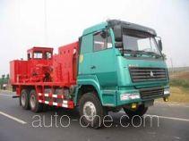 Sinopec SJ Petro SJX5194TYL70 fracturing truck
