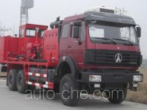 Sinopec SJ Petro SJX5195TYL70 fracturing truck