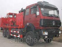 Sinopec SJ Petro SJX5196TYL70 fracturing truck