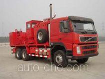 Sinopec SJ Petro SJX5200TYL70 fracturing truck