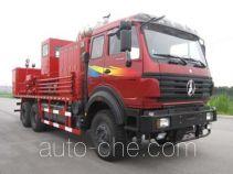 Sinopec SJ Petro SJX5202TYL70 fracturing truck