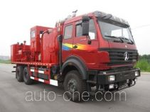 Sinopec SJ Petro SJX5203TYL70 fracturing truck