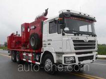 Sinopec SJ Petro SJX5204TYL70 fracturing truck