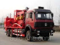 Sinopec SJ Petro SJX5231TYL70 fracturing truck