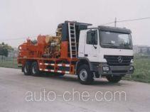 Sinopec SJ Petro SJX5250TYL105 fracturing truck