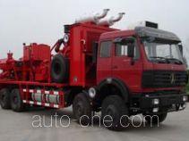 Sinopec SJ Petro SJX5280TYL105 fracturing truck