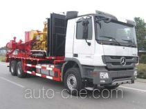 Sinopec SJ Petro SJX5281TYL105 fracturing truck