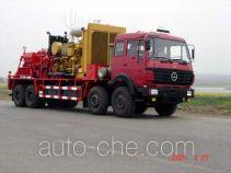 Sinopec SJ Petro SJX5310TYL70 fracturing truck
