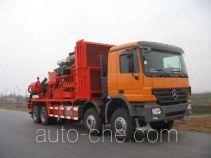 Sinopec SJ Petro SJX5311TYL105 fracturing truck