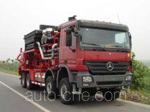 Sinopec SJ Petro SJX5312TYL105 fracturing truck