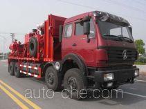 Sinopec SJ Petro SJX5313TYL105 fracturing truck