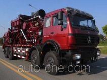 Sinopec SJ Petro SJX5314TYL105 fracturing truck