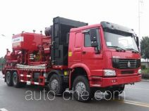 Sinopec SJ Petro SJX5315TYL105 fracturing truck