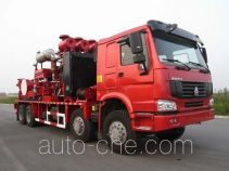 Sinopec SJ Petro SJX5316TYL105 fracturing truck