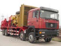 Sinopec SJ Petro SJX5350TYL105 fracturing truck