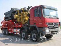 Sinopec SJ Petro SJX5351TYL105 fracturing truck