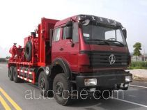 Sinopec SJ Petro SJX5352TYL105 fracturing truck