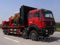 Sinopec SJ Petro SJX5353TYL105 fracturing truck