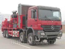 Sinopec SJ Petro SJX5360TYL105 fracturing truck