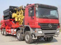 Sinopec SJ Petro SJX5380TYL105 fracturing truck