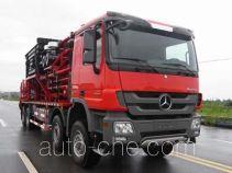 Sinopec SJ Petro SJX5381TYL105 fracturing truck