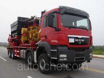 Sinopec SJ Petro SJX5382TYL105 fracturing truck