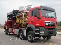 Sinopec SJ Petro SJX5401TYL140 fracturing truck