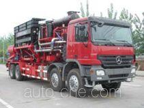 Sinopec SJ Petro SJX5440TYL140 fracturing truck